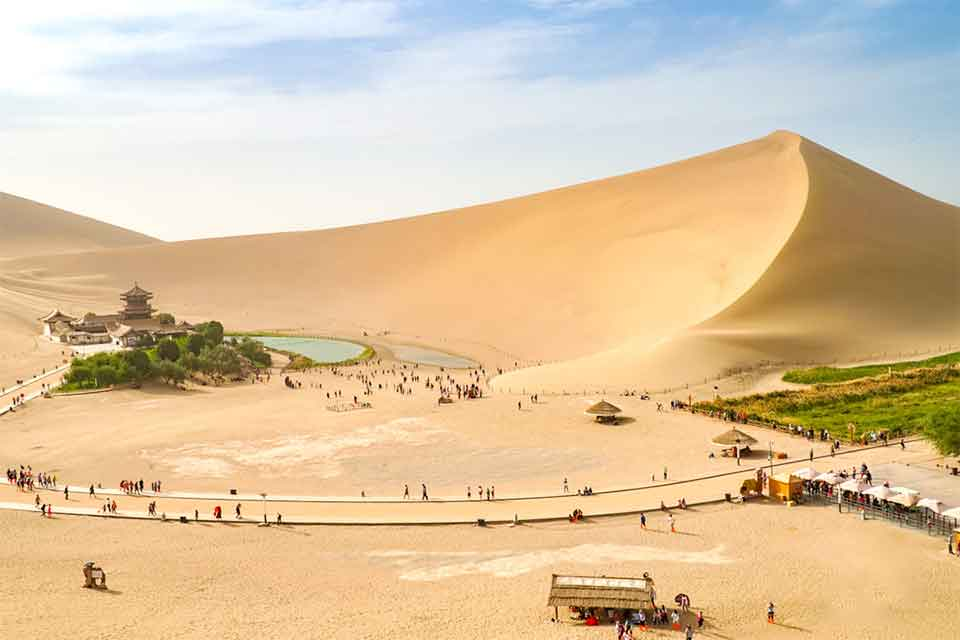 Echoing-Sand